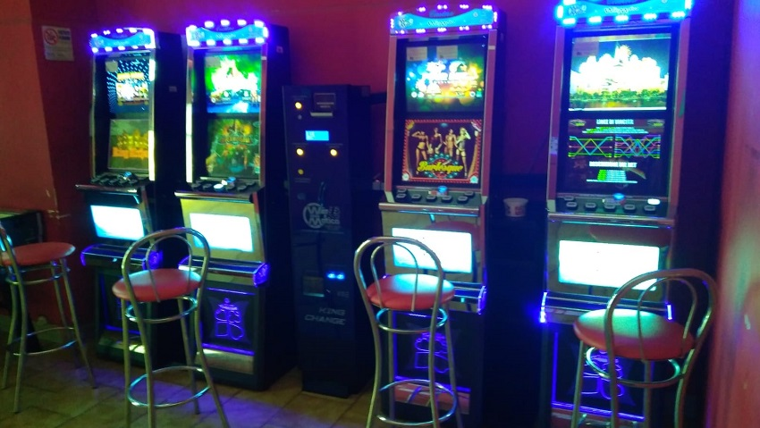 Normativa slot machine 2018