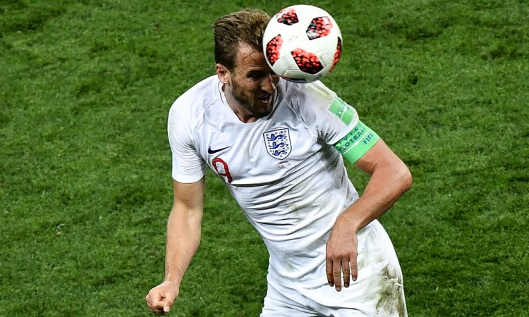 Harry Kane, attaccante dell'Inghilterra (Depositphotos)