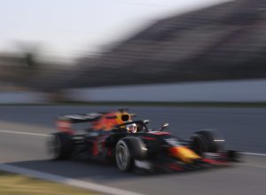 max verstappen (ned) red bull racing rb15 during Pre-season Testing 2020, Formula 1 Championship in Barcelona (Spain), February 21 2020 - LPS/Alessio De Marco